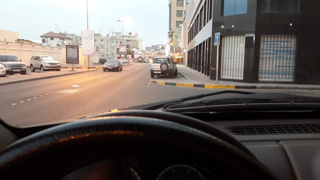 View From the Driver's Side